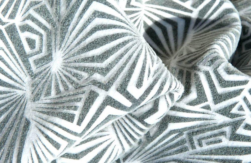 Tessuto floccato (Floccaggio)